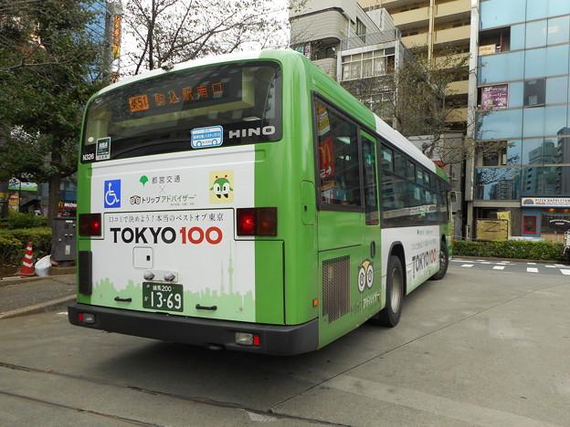 #5509 都営バスP-N326 2016-9-30