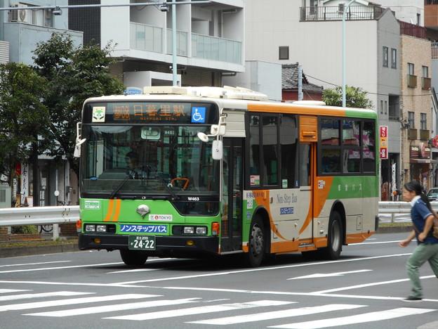 #5512 都営バスK-W463 2016-10-1