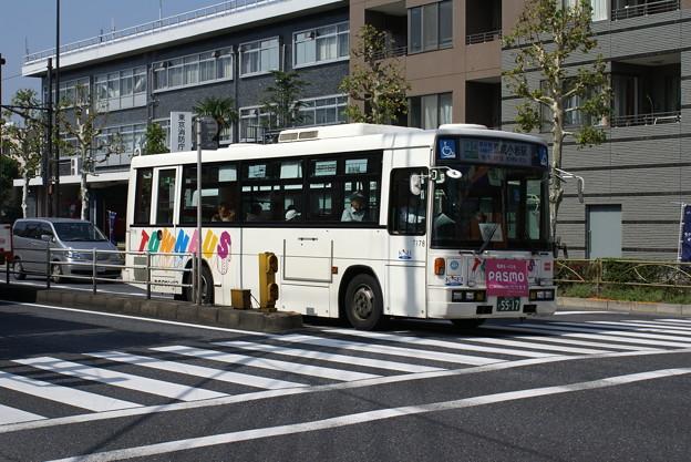 #5517 京成タウンバスT178 2007-9-22