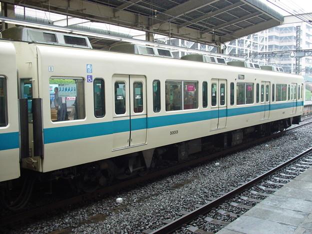#5553 小田急電鉄クハ5555 2006-5-13