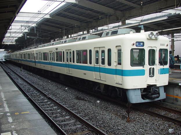 #5554 小田急電鉄5255F@クハ5555 2006-5-13