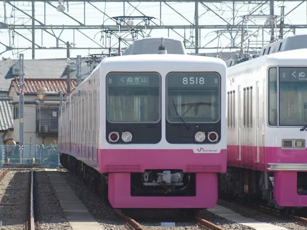 #5575 新京成電鉄8518F 2019-10-5