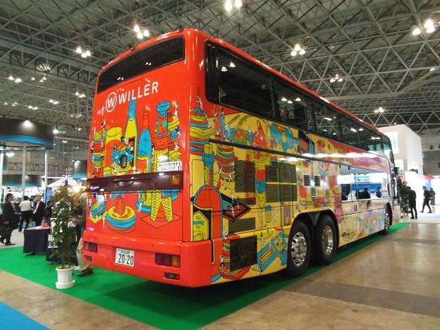 Photos: #5598 ウィラー東京 レストランバス 2019-10-17