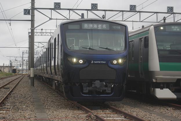Photos: #5605 相模鉄道12105F 2019-10-19