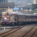 Photos: #5643 わたらせ溪谷鐵道トロッコ列車 2006-10-28