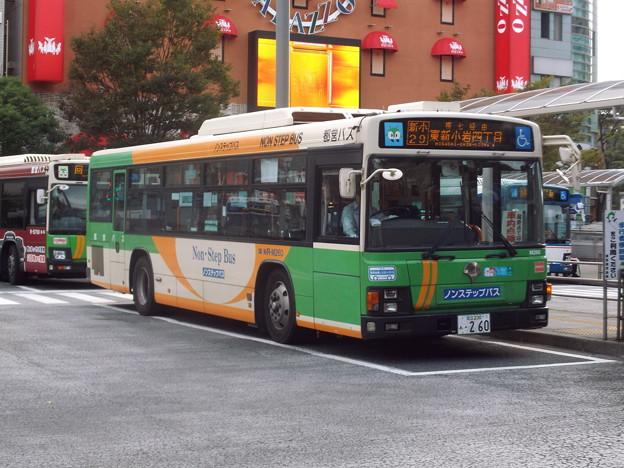 #5713 都営バスR-M260 2019-10-6