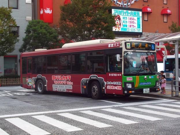 #5714 都営バスR-B769 2019-10-6