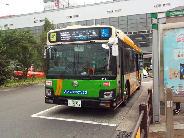 #5716 都営バスR-E457 2019-10-8