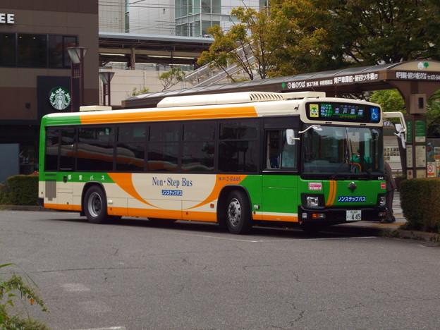 #5737 都営バスZ-E445 2019-10-21