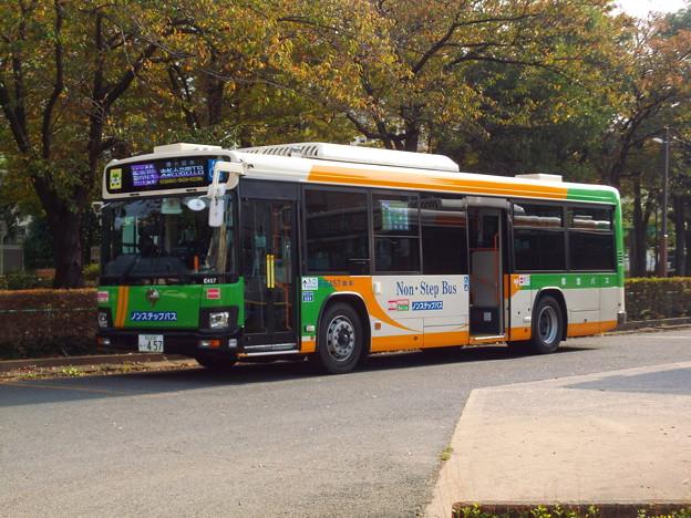 #5742 都営バスR-E457 2019-10-27