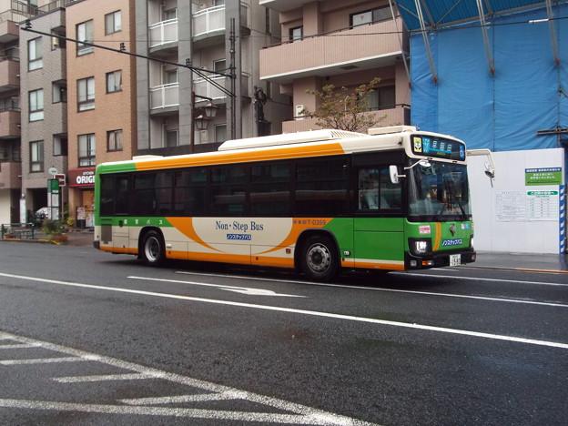 #5744 都営バスT-D359 2019-10-29