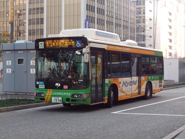#5748 都営バスS-S169 2019-11-1