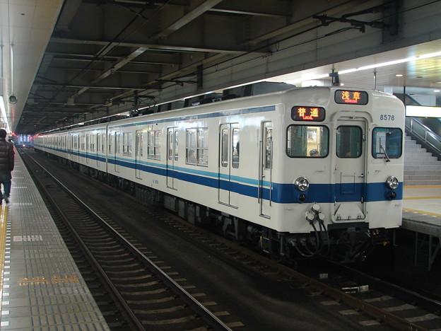 #5784 東武鉄道8578F+8552F+8556F 2006-11-19