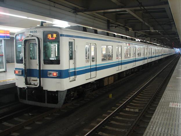 #5785 東武鉄道8578F+8552F+8556F 2006-11-19