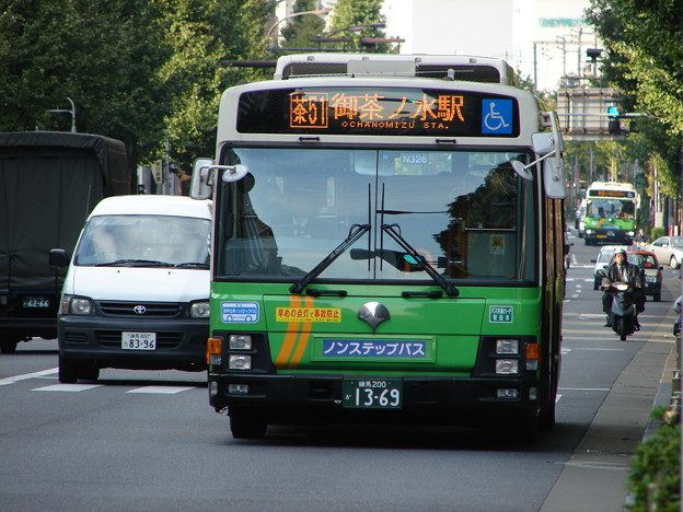 #5786 都営バスP-N326 2006-11-16