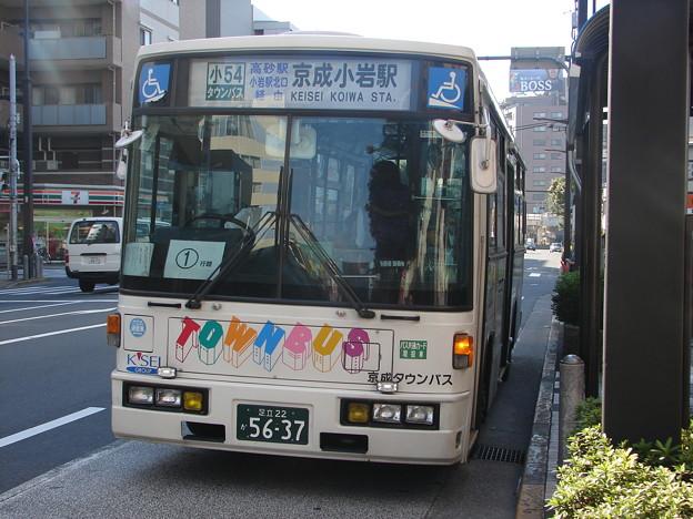 #5798 京成タウンバスT182 2006-11-10
