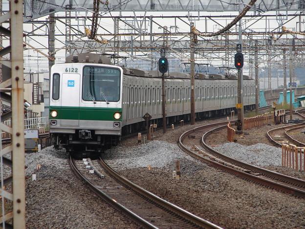 #5810 千代田線6122F 2006-11-17