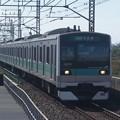 #5921 常磐緩行線E233系2000番台 東マト12F 2018-10-7