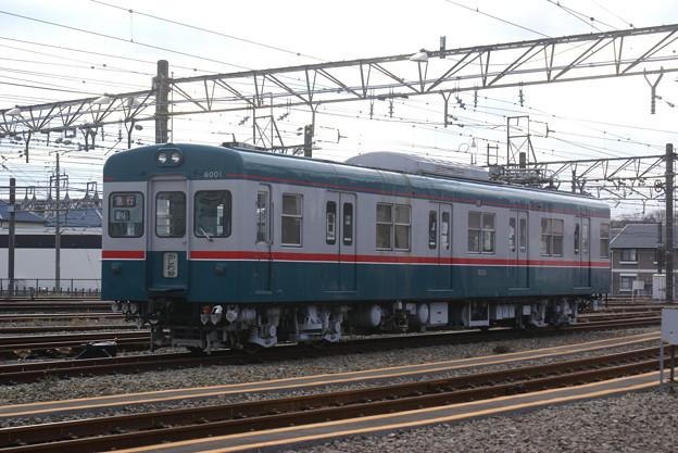 #6068 相模鉄道モハ6001 2016-12-18