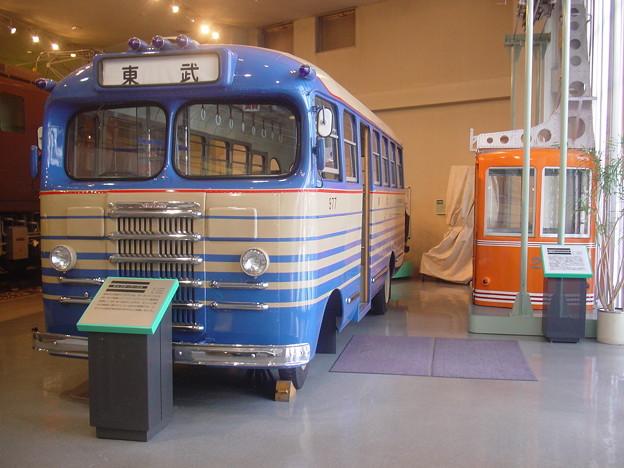 #6077 東武バスC#977・明智平ロープウェイNo.2 2006-1-22