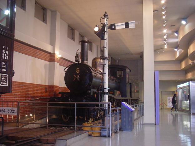 #6078 東武鉄道5号機 2006-1-22