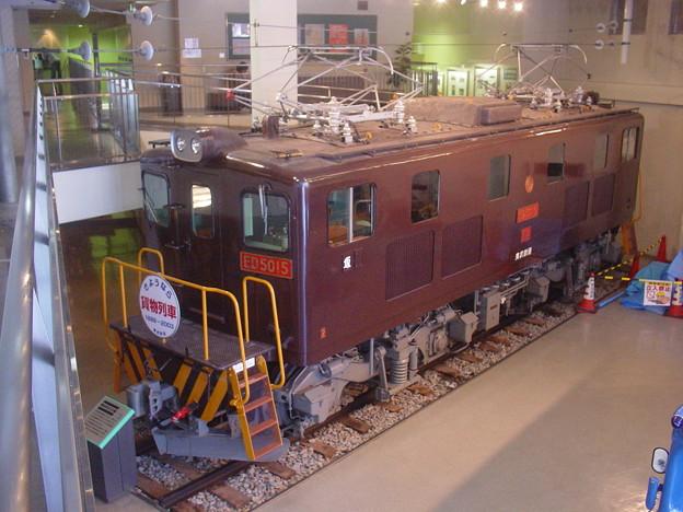 #6079 東武鉄道ED5015 2006-1-22