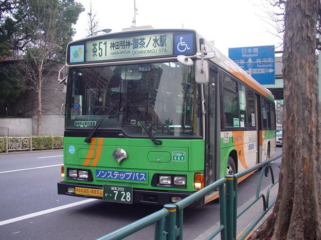 #6118 都営バスP-K623 2006-2-23