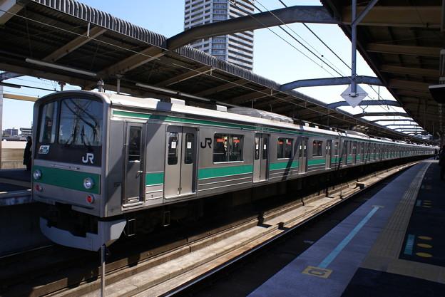 #6123 埼京線205系 宮ハエ22F 2011-3-5