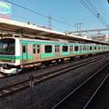 Photos: #6157 常磐快速線E231系 東マト101F 2020-1-13