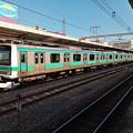 Photos: #6158 常磐快速線E231系 東マト101F 2020-1-13