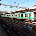 Photos: #6159 常磐快速線E231系 東マト101F 2020-1-13