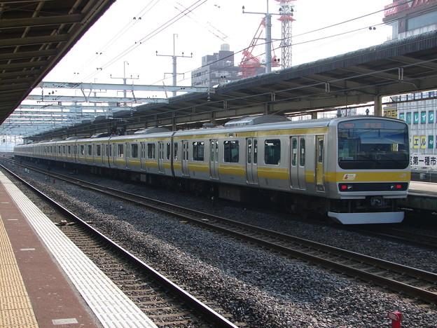 #6246 E231系 八ミツB1F 2007-1-16