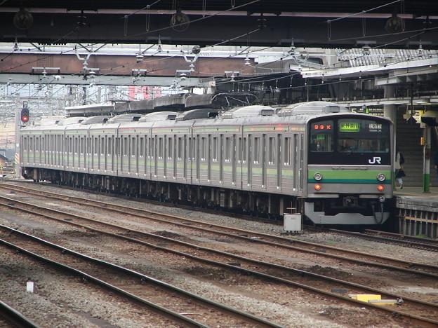 #6259 横浜線205系 横クラH19F 2007-1-20