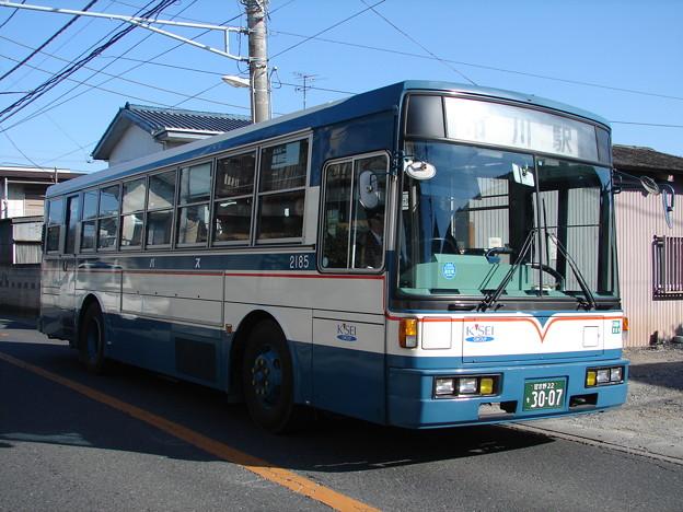 #6270 京成バスC#2185 2007-2-3