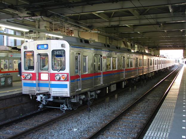 #6272 京成電鉄3651F 2007-2-5