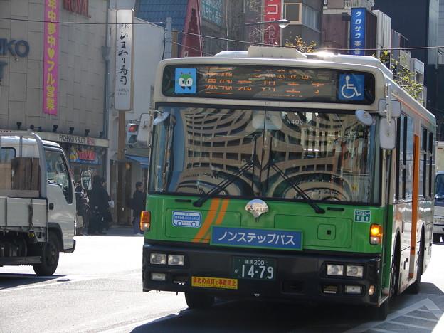 #6276 都営バスN-N406 2007-2-3