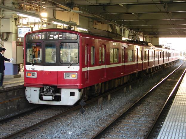 #6279 京急電鉄1707F@デハ1712 2007-2-5
