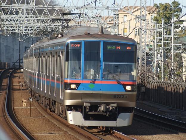 Photos: #6323 三田線6323F 2020-2-2