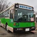 Photos: #6400 都営バスL-Z281保存車 2020-3-7