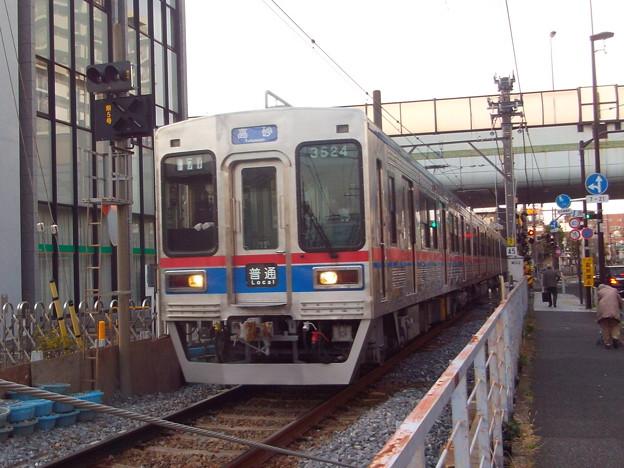 #6401 京成電鉄3524F 2020-3-1