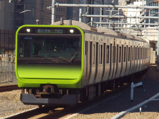 #6404 山手線E235系 東トウ03F 2020-3-20