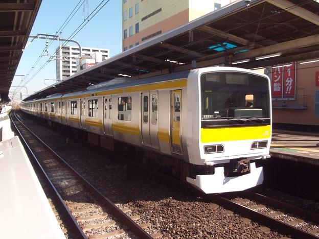 #6407 総武緩行線E231系 八ミツA521F 2020-2-5