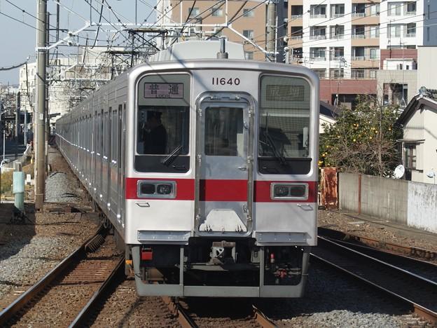 #6409 東武鉄道11640F+11440F 2019-1-20