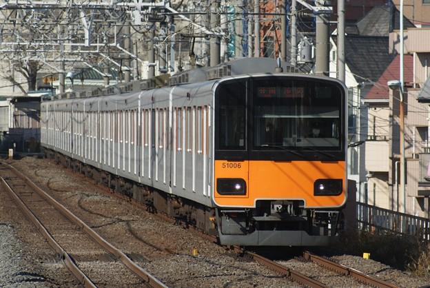 #6410 東武鉄道51006F 2019-1-20