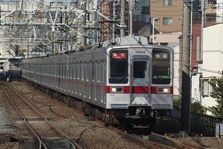 #6411 東武鉄道11644F+11448F 2019-1-20