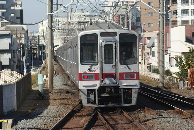 #6412 東武鉄道31608F+31408F 2019-1-20