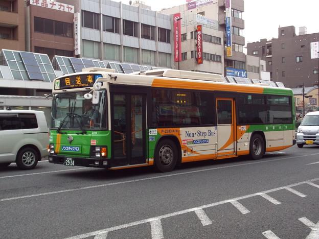 #6437 都営バスP-Z513 2016-1-21