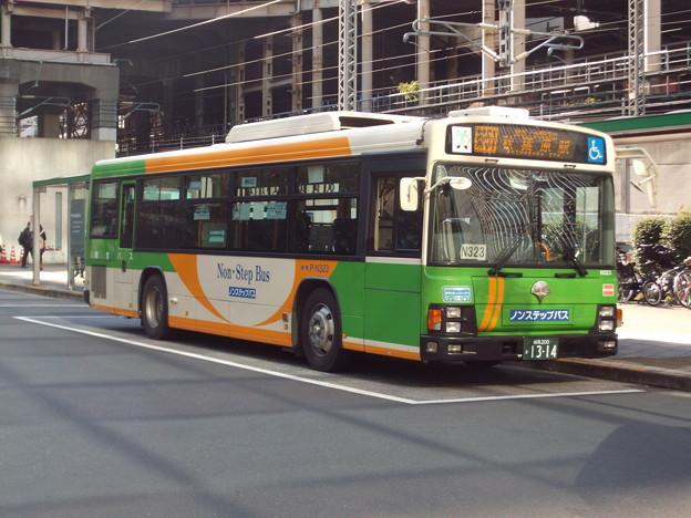 #6438 都営バスP-N323 2016-1-22