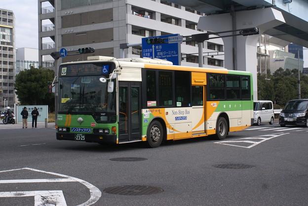 #6444 都営バスA-V327 2016-1-31