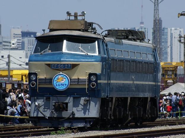 #6627 JR貨物EF66 27 2013-5-5